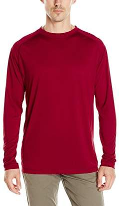 Wrangler Authentics Men's Long Sleeve Performance Tee