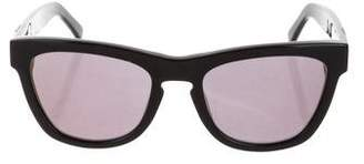 Westward Leaning Westward\\Leaning Square Polarized Sunglasses