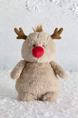 Next Ronny The Reindeer Plush Toy - Brown
