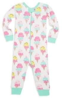 Hatley Baby's Ice Cream Treats Bodysuit