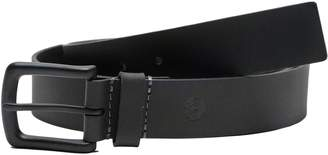 Timberland Men's Pull Up Genuine Leather Belt