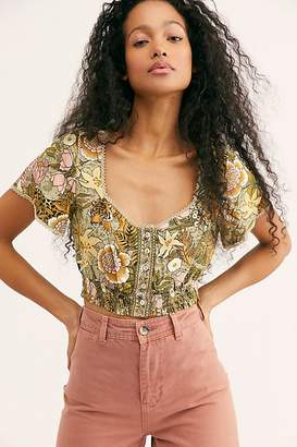 Spell And The Gypsy Collective Jungle Cropped Top