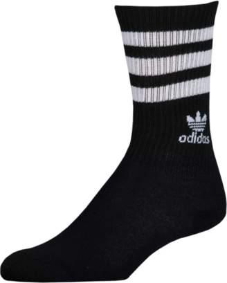 adidas Trefoil Roller Crew Socks - Women's
