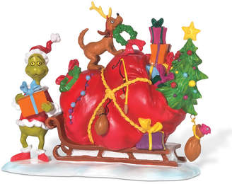 DAY Birger et Mikkelsen Department 56 Grinch Village Heart Grew Three Sizes That Collectible Figurine