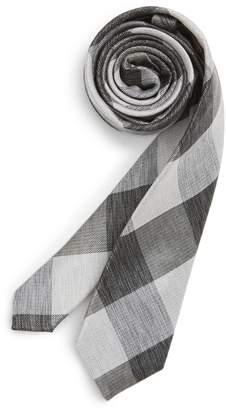Michael Kors (マイケル コース) - Michael Kors Check Cotton & Silk Tie