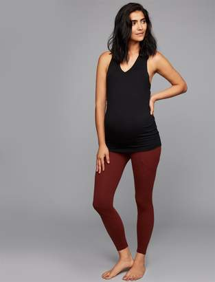 A Pea in the Pod Beyond The Bump Secret Fit Belly Maternity Leggings