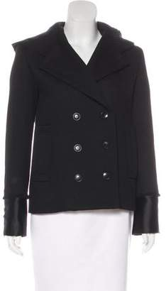 Alexander Wang Wool Short Coat