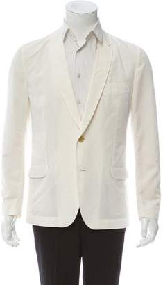 Paul Smith Silk Blend Two-Button Jacket