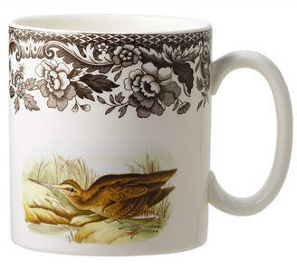 Spode Woodland by Snipe/Quail Mug