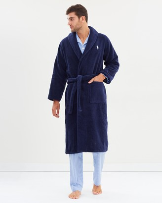 Polo Ralph Lauren Cotton Terry Robe