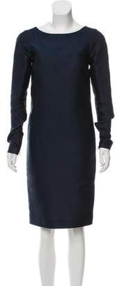 Rochas Knee-Length Shift Dress