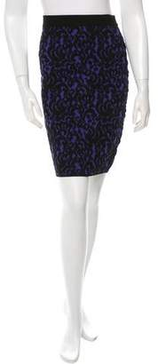 Milly Knit Pencil Skirt w/ Tags