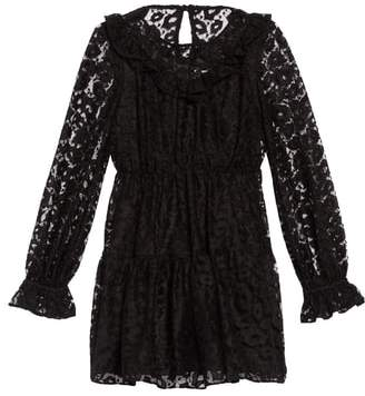 Milly Katelyn Lace Fit & Flare Dress