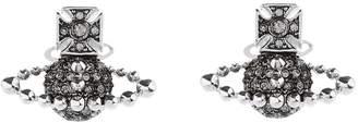 Vivienne Westwood Lena Bas Relief Earrings