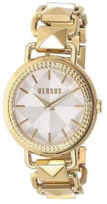Versus By Versace Versus Gold Watch