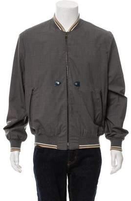 Prada Wool Bomber Jacket
