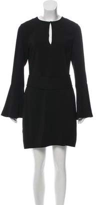 Rachel Zoe Long Sleeve Mini Dress