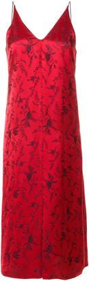 Forte Forte floral jacquard dress