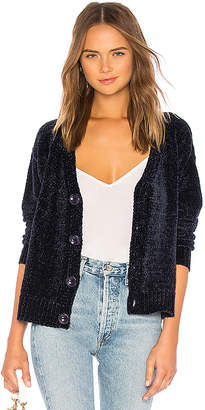 Lovers + Friends Roma Chenille Cardi