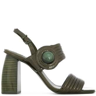 Mercedes Benz Castillo Marne sandals