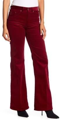 Marc Jacobs Flare Corduroy Pants