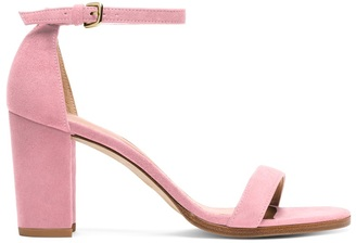 The Nearlynude Sandal $398 thestylecure.com