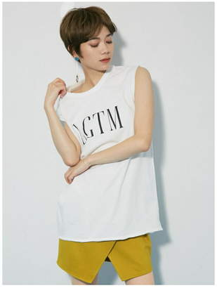 EMODA (エモダ) - EMODA LGTMプリントTシャツ エモダ カットソー