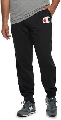 Champion Big & Tall Fleece Jogger Pants