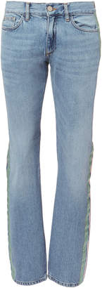 Victoria Beckham Victoria, Ribbon Side Jeans