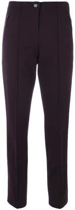 Cambio cropped straight trousers