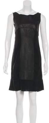Illia Sleeveless Mini Dress