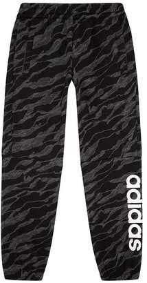 adidas Logo Zebra Sweatpants