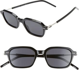 Christian Dior Technicity 1 49mm Sunglasses