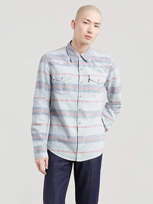 Levi's WellThread x Outerknown Western Shirt Chambray