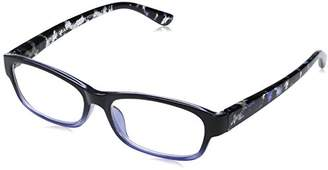 Foster Grant Women's Beatrice 1017873-275.COM Oval Reading Glasses