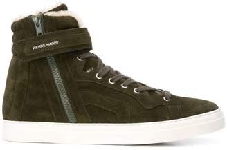 Pierre Hardy 112 hi-top sneakers