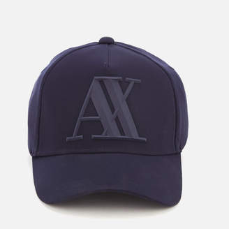 Armani Exchange Men s Baseball Cap 273d11c4aa30