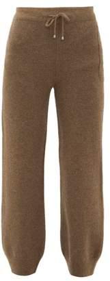 Phipps - Inertia Drawstring Yak Trousers - Womens - Brown