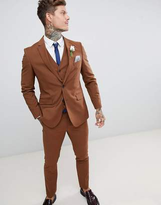Harry Brown wedding slim fit super soft suit jacket