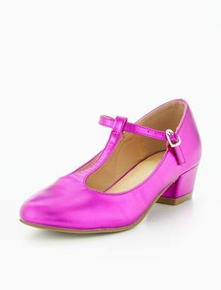 Very Lizzy Older Girls T-bar Shoe