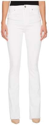 Hudson Heartbreaker Jeans in Optic White Women's Jeans