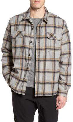 Gramicci Tough Guy Plush Lined Flannel Shirt Jacket
