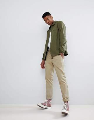 Penfield Blackstone Military Overshirt in Green