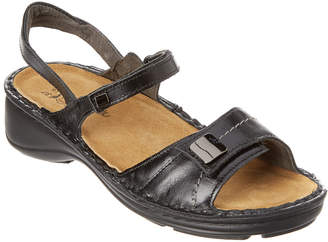 Naot Footwear Papaya Leather Sandal