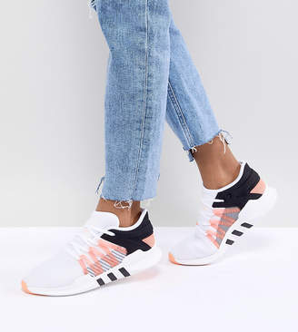 huge discount 94e57 a1f87 adidas EQT Racing Adv Sneakers In White