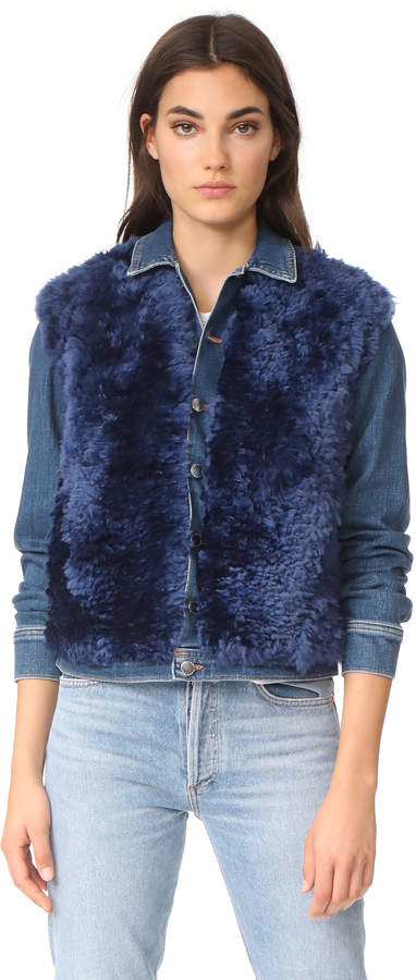 Carolina Shearling Jacket
