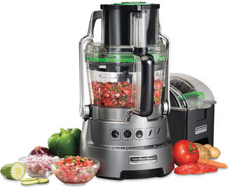 Hamilton Beach Professional 14-Cup Dicing Food Processor
