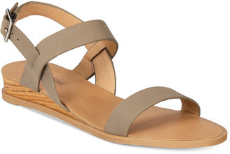 Call It Spring Richichi Flat Sandals $49.50 thestylecure.com