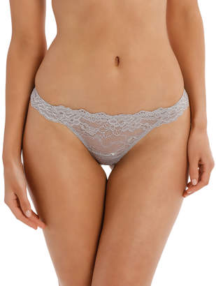 Pleasure State 'My Fit' Lace Thong P37-4053F