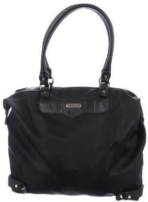 Rebecca Minkoff Studded Nylon Tote Bag